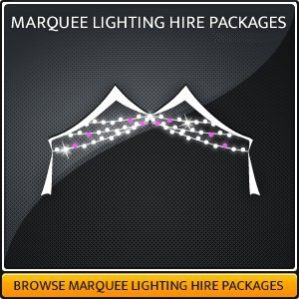 LIGHTING HIRE PACKAGE