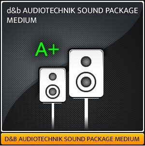 d&b Audiotechnik Sound System Hire package