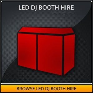 DJ BOOTH HIRE