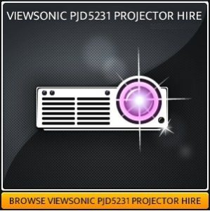 Hire a AV Projector in Surrey
