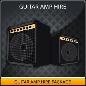 GUITAR AMP HIRE