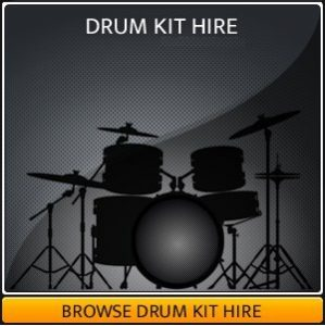 Hire A Drum kit in Surrey