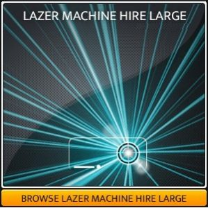 Laser Hire package
