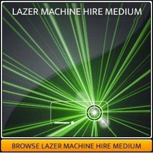 Laser Hire Lighting