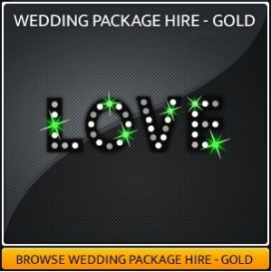 Wedding Love Letter Hire
