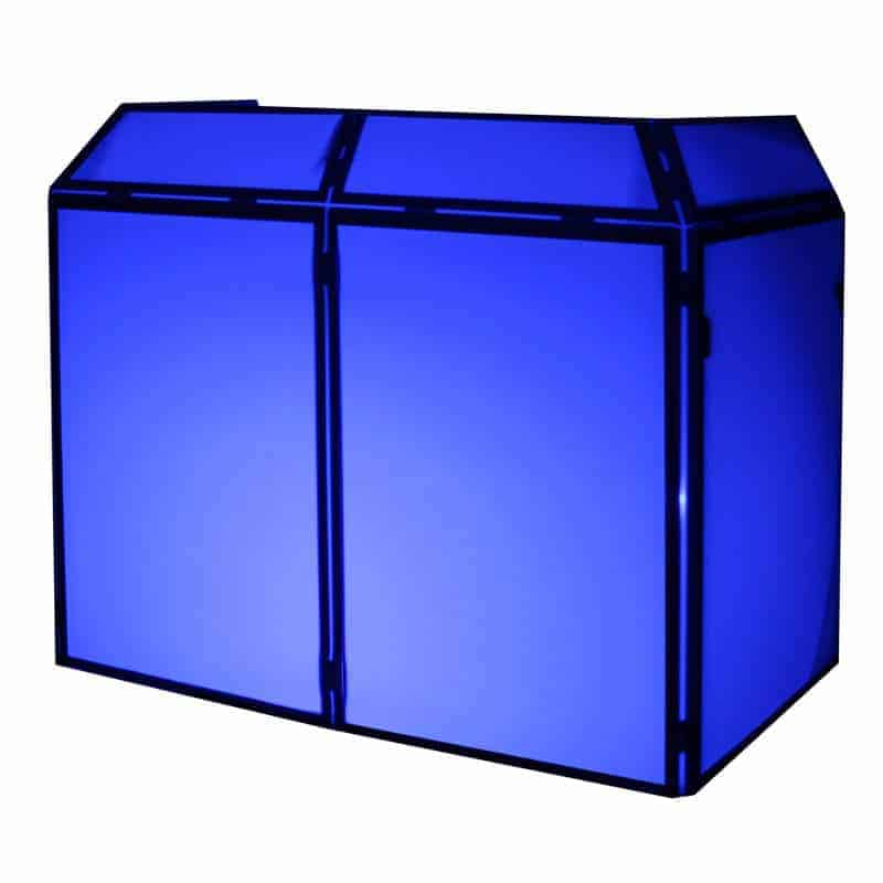 led dj booth hire dj booth hire london hire a dj booth dj booth. Black Bedroom Furniture Sets. Home Design Ideas